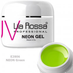 Gel Colorat Lila Rossa Neon 5g  - E2806 Green