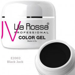 Gel Colorat Lila Rossa  5g  - E2002 Black Jack