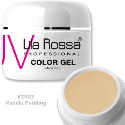 Gel Colorat Lila Rossa  5g  - E2003 Vanilla Pudding