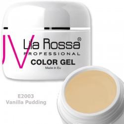 Gel Colorat Lila Rossa  5g  - E2003 Vanilla Pudding