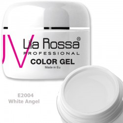 Gel Colorat Lila Rossa  5g  - E2004 White Angel