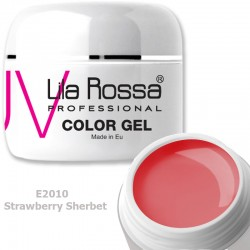 Gel Colorat Lila Rossa  5g  - E2010 Strawberry Sherbet