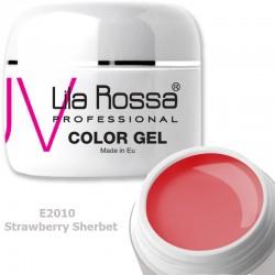 Gel Colorat Lila Rossa  5g  - E2010 Strawberry Sherbet
