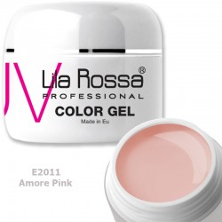 Gel Colorat Lila Rossa  5g  - E2011 Amore Pink