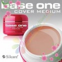 Base One UV Gel Cover Medium 30 ml