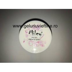 Gel UV Miley French White 15 ml