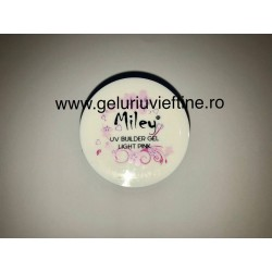 Gel UV Miley Light Pink 15 ml