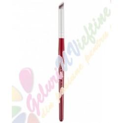 Pensula Lila Rossa Oblica Pentru Decor Nr.6