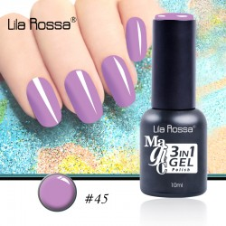 Oja Lila Rossa Magic 3 in 1 Gel Polish Nr. 45