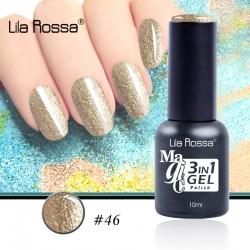 Oja Lila Rossa Magic 3 in 1 Gel Polish Nr. 46