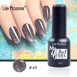 Oja Lila Rossa Magic 3 in 1 Gel Polish Nr. 49