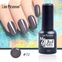 Oja Lila Rossa Magic 3 in 1 Gel Polish Nr. 51