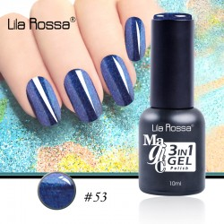 Oja Lila Rossa Magic 3 in 1 Gel Polish Nr. 53