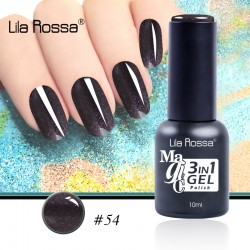 Oja Lila Rossa Magic 3 in 1 Gel Polish Nr. 54