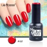 Oja Lila Rossa Magic 3 in 1 Gel Polish Nr. 60
