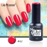 Oja Lila Rossa Magic 3 in 1 Gel Polish Nr. 61