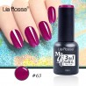 Oja Lila Rossa Magic 3 in 1 Gel Polish Nr. 63
