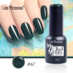 Oja Lila Rossa Magic 3 in 1 Gel Polish Nr. 67