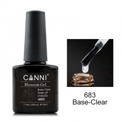 CANNI Blossom Gel 683 Base Clear