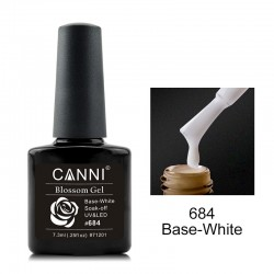 CANNI Blossom Gel 684 Base White