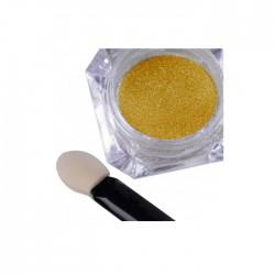 Pigment Oglinda Auriu cu aplicator