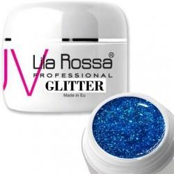 Gel Lila Rossa Glitter E2407 -5g