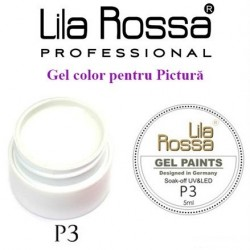 Gel UV Lilla Rossa Paints P3