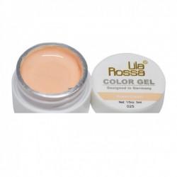 Gel Lila Rossa Nude 025 - 5g