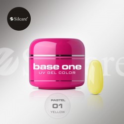 Base One Pastel Yellow 01 -5g