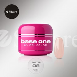 Base One Pastel Light Pink 08 -5g