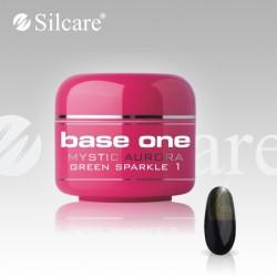 Base One Mystic Aurora Green Sparkle 1 - 5g