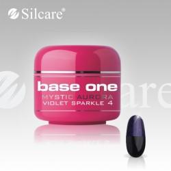 Base One Mystic Aurora Violet Sparkle 4 - 5g
