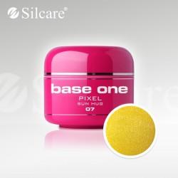 Base One UV Gel Colorat Pixel Sun Hug 07  -5 g
