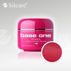Base One UV Gel Colorat Pixel Hollywood Glam 12  -5 g