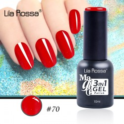 Oja Lila Rossa Magic 3 in 1 Gel Polish Nr. 70