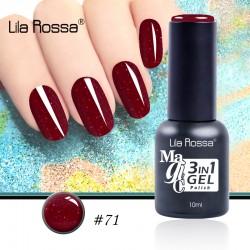 Oja Lila Rossa Magic 3 in 1 Gel Polish Nr. 71