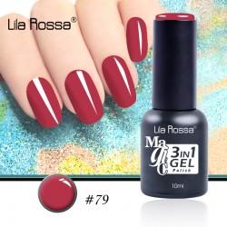 Oja Lila Rossa Magic 3 in 1 Gel Polish Nr. 79