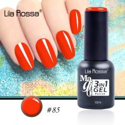 Oja Lila Rossa Magic 3 in 1 Gel Polish Nr. 85