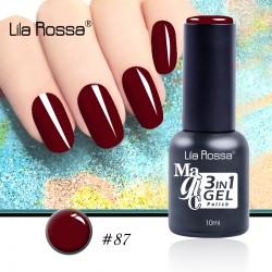 Oja Lila Rossa Magic 3 in 1 Gel Polish Nr. 87