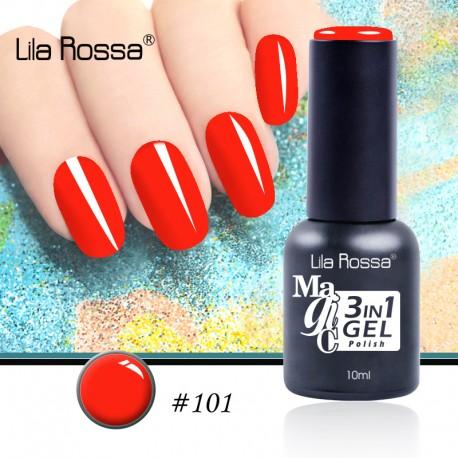 Oja Lila Rossa Magic 3 in 1 Gel Polish Nr. 101