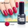 Oja Lila Rossa Magic 3 in 1 Gel Polish Nr. 105