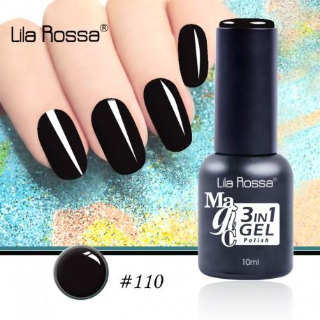 Oja Lila Rossa Magic 3 in 1 Gel Polish Nr. 110