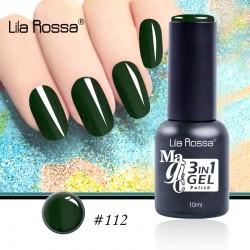 Oja Lila Rossa Magic 3 in 1 Gel Polish Nr. 112