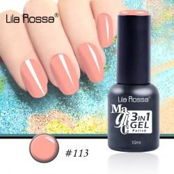 Oja Lila Rossa Magic 3 in 1 Gel Polish Nr. 113