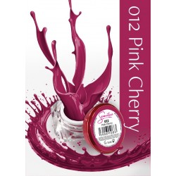 Gel Color Semilac - 012 Pink Cherry