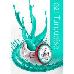 Gel Color Semilac - 021 Turquoise