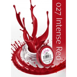 Gel Color Semilac - 027 Intense Red