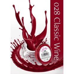 Gel Color Semilac - 028 Classic Wine