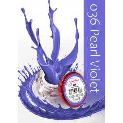 Gel Color Semilac - 036 Pearl Violet