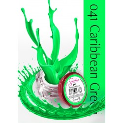 Gel Color Semilac - 041 Caribbean Green